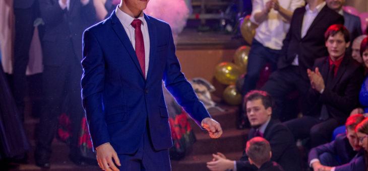 Maturitní ples našeho syna