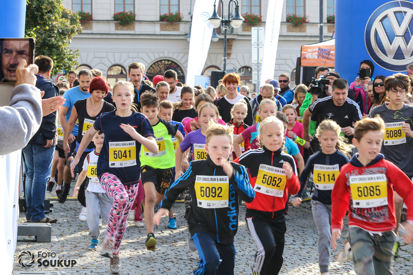 City Cross Run Česká Lípa 1.10.2016